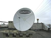 Фотографии спутниковых антенн