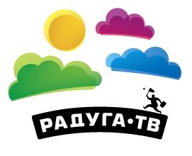 Логотип Радуга ТВ