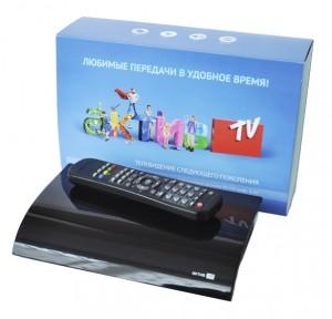 Спутниковый ресивер для Актив ТВ