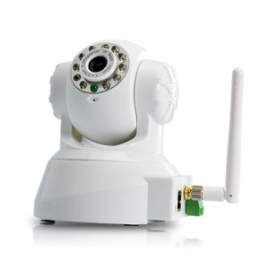 Поворотная IP камера