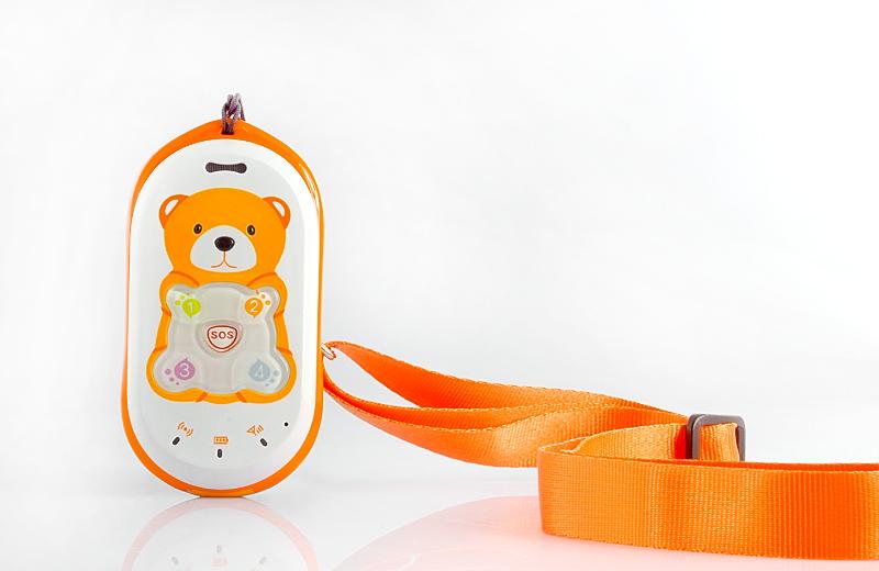 Детский мобильный телефон Baby Bear с GPS трекером