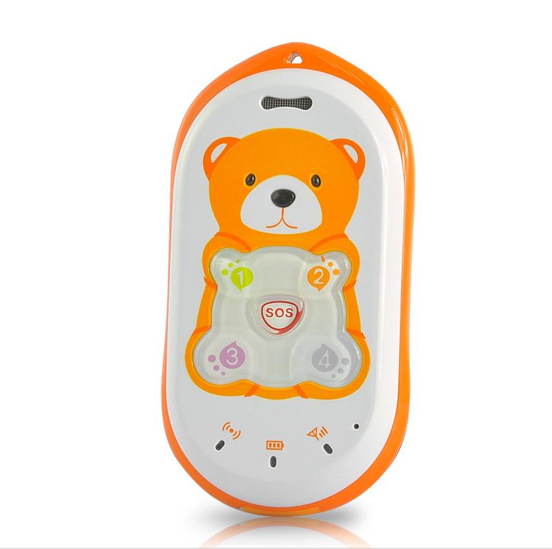 Детский GPS трекер