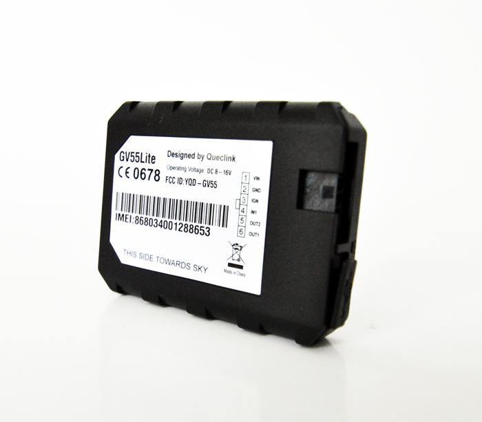 GPS трекер Ruslink GV-55 Lite для наблюдения за автомобилем
