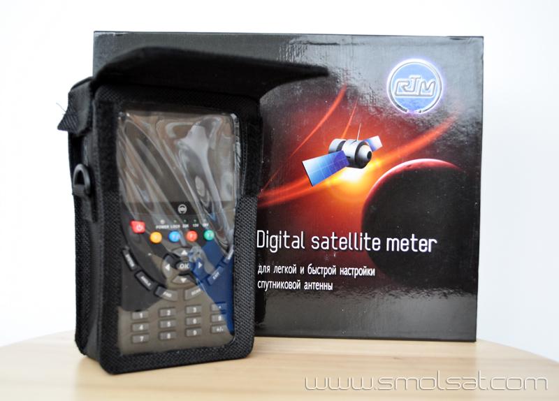 Купить прибор RTM SatMeter