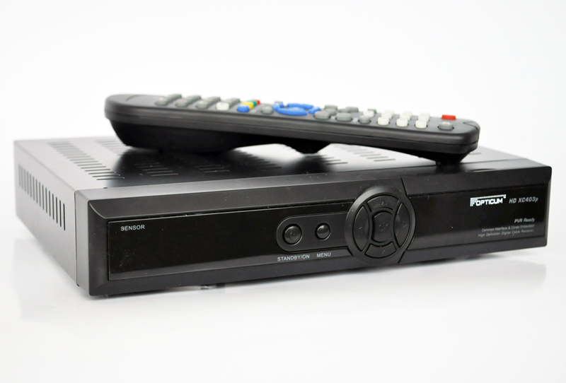 Кабельный ресивер Opticum HD XC403p в Смоленске