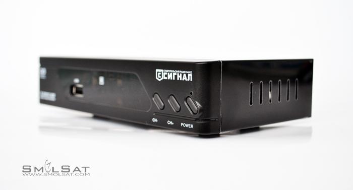 Кабельный DVB-C ресивер TLS3001C HDF