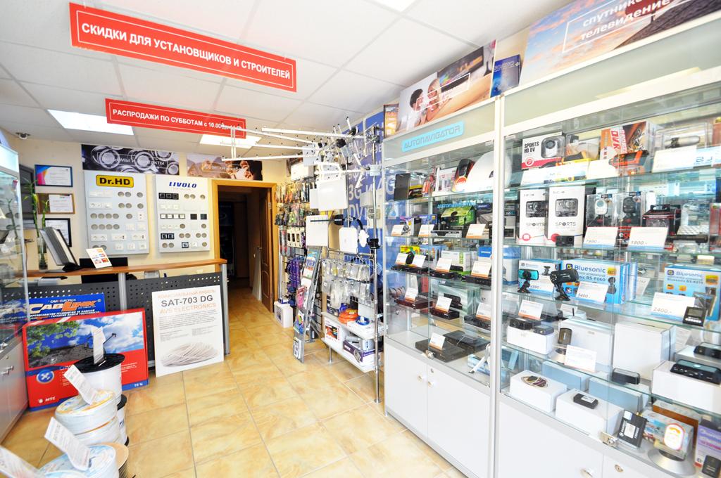 Магазин Smolsat на Черняховского, д.25