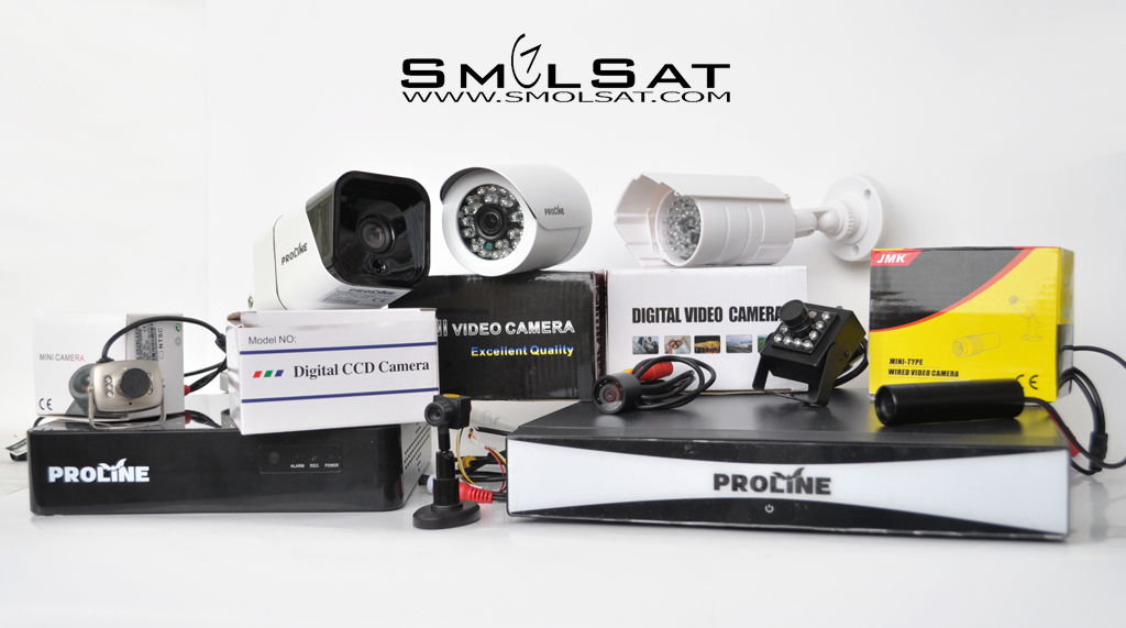 Камеры для видеонаблюдения в Смоленске