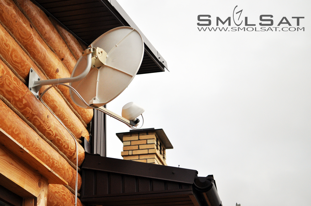 Установка 4G интернета в Смоленской области