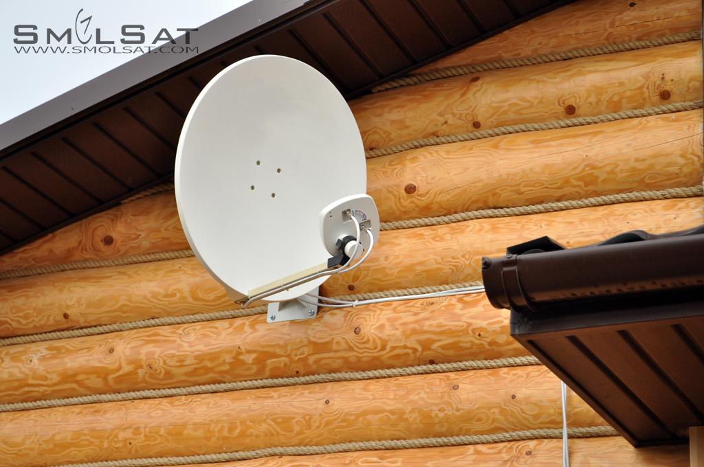 Интернет 4G в деревне